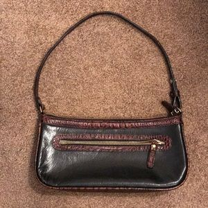 Brahmin Vintage mid-size shoulder purse